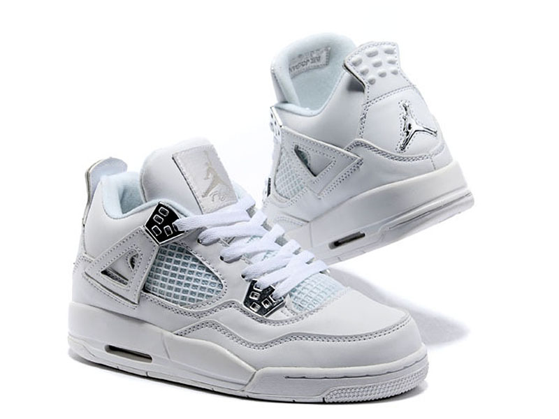 air jordan blanche femme